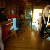 Around Nude Cabin Work