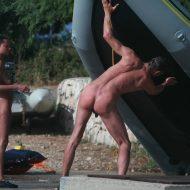 Bares Boat Prepareation
