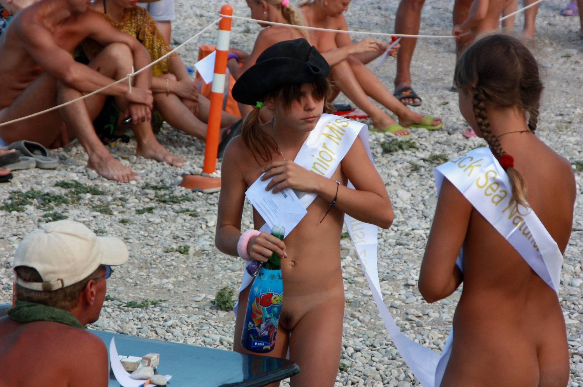 Black Sea Nudist Winners - 1