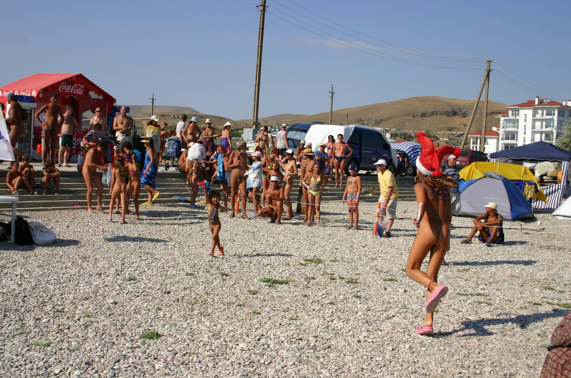Nudist Pics Body Paint Art Exposition - 2