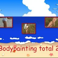 Bodypainting total 2