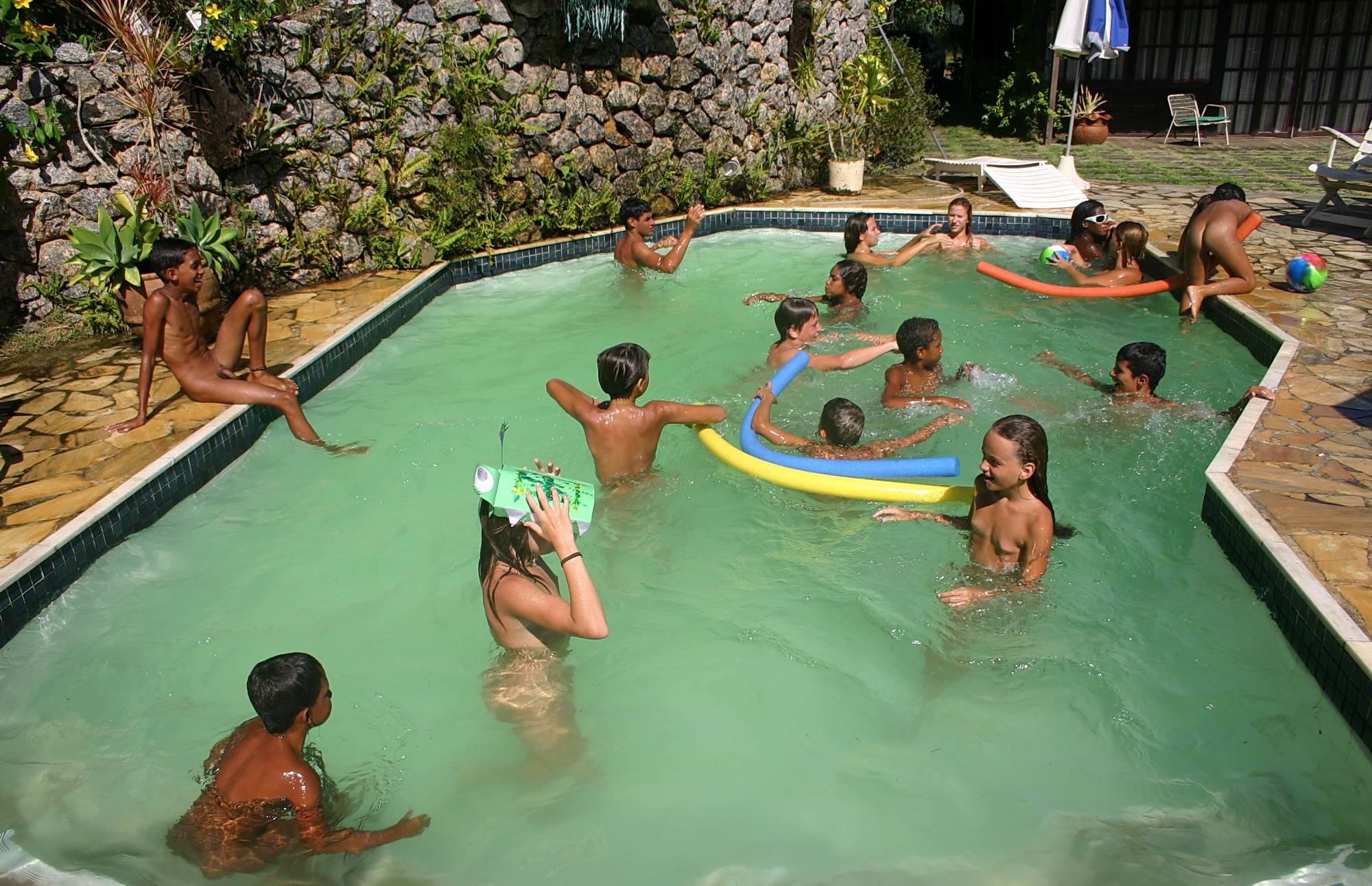 Nudist Pictures Brazilian Outdoor Resort - 1