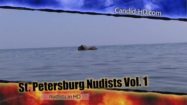 St. Petersburg Nudists Vol. 1 cover