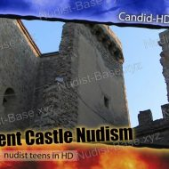 Ancient Castle Nudism