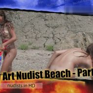 Body Art Nudist Beach – Part 2