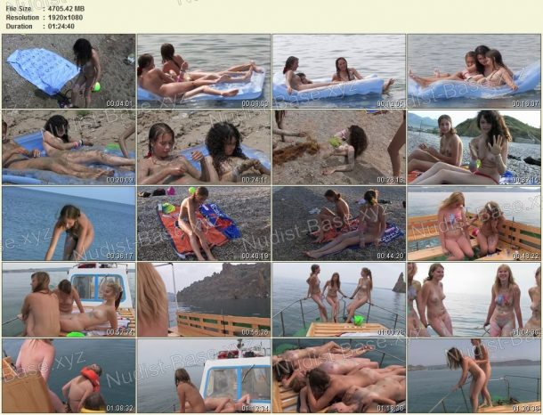 Frames Body Art Nudist Beach - Part 2 1