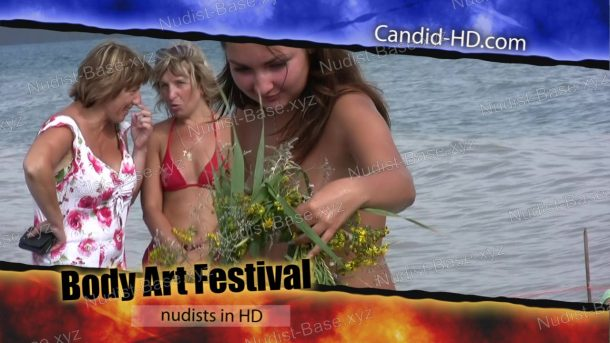 Body Art Festival video still