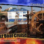 Nudist Boat Cruise – Candid-HD.com
