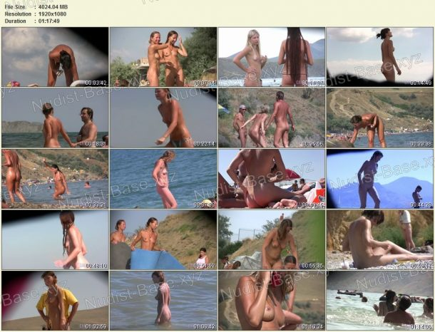 Snapshots Candid Family Nudism Part 1 1