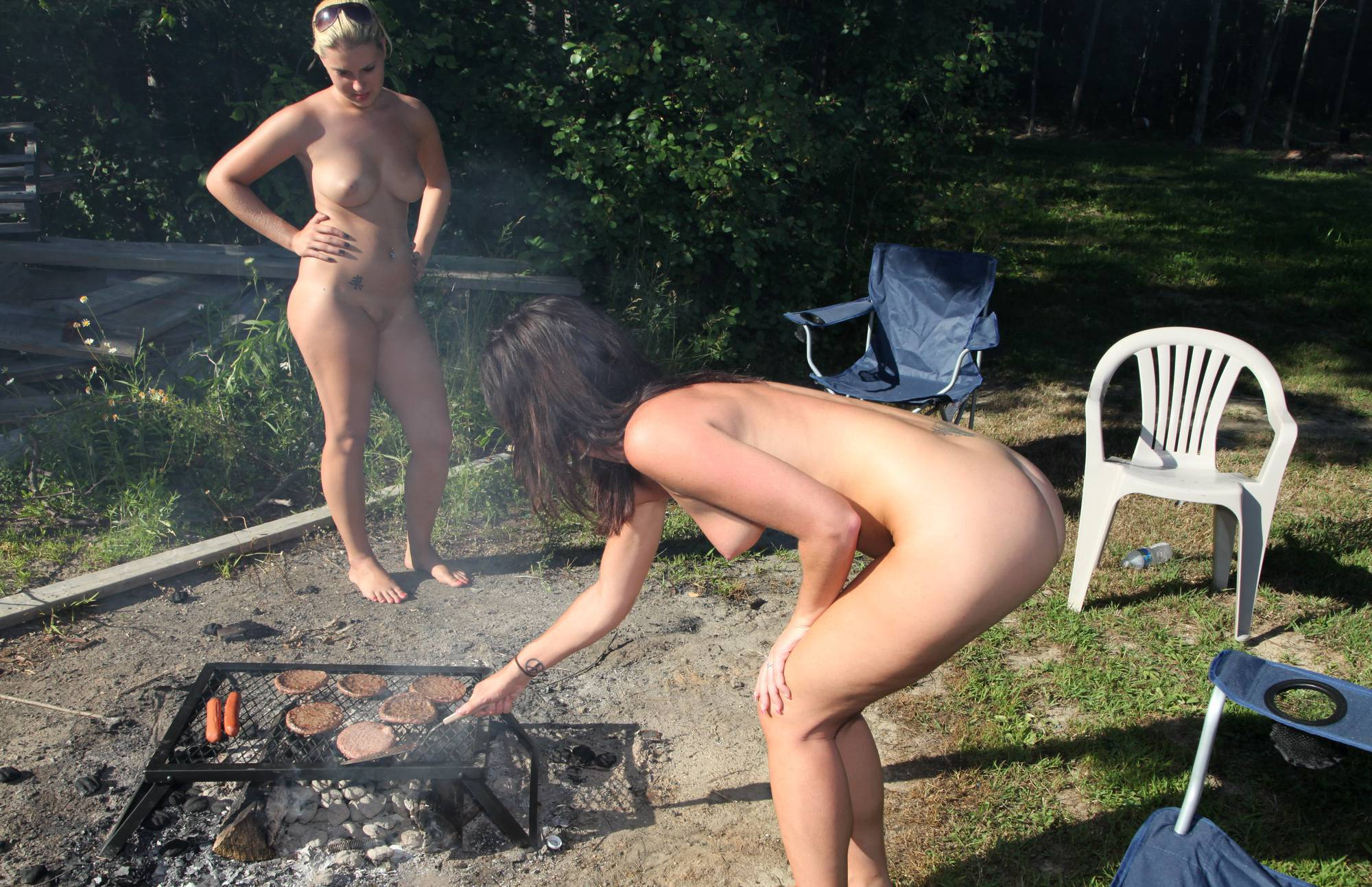 Cooking With The Ladies - 2