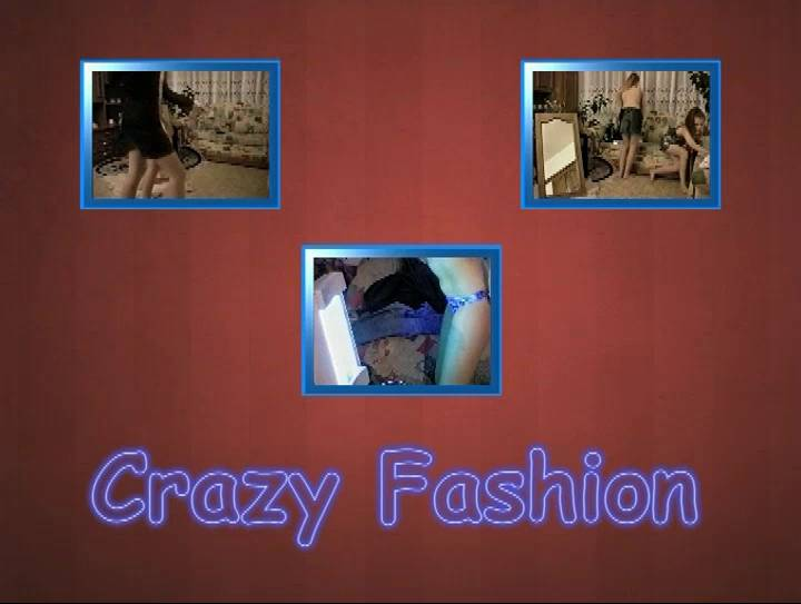 Crazy Fashion - Poster