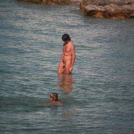 Crete FKK Skinny Dipping