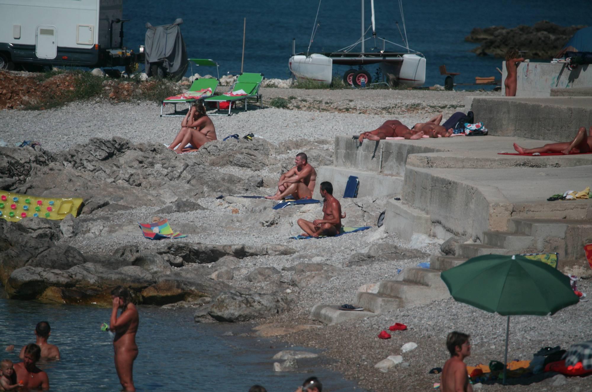 Crete FKK Skinny Dipping - 2
