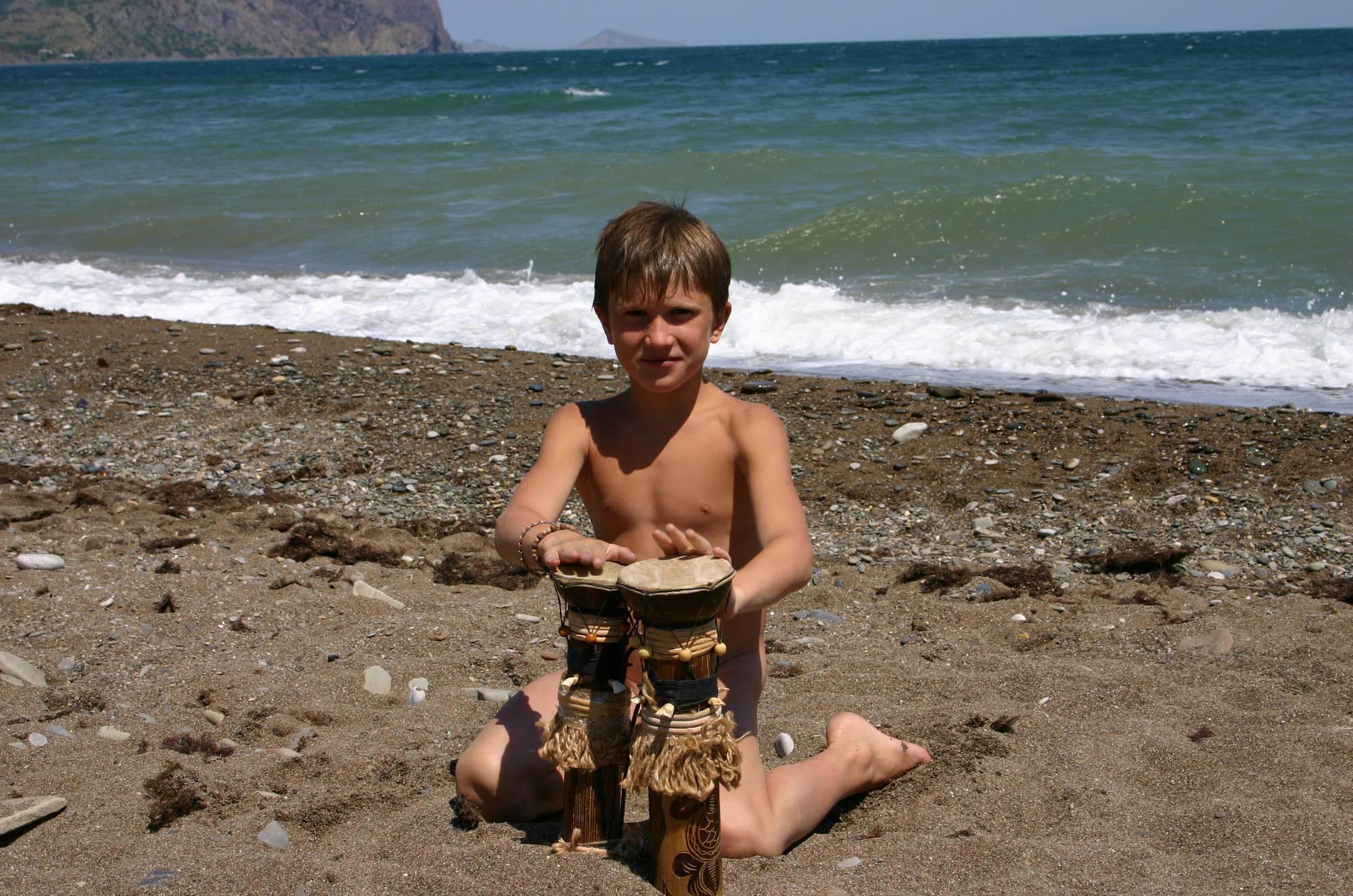 Nudist Gallery Crimea Nudist Drum Show - 2