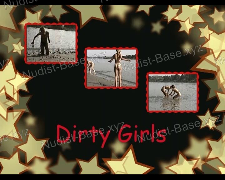 Dirty Girls - cover