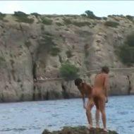 Naked Tracks Across The Crimea