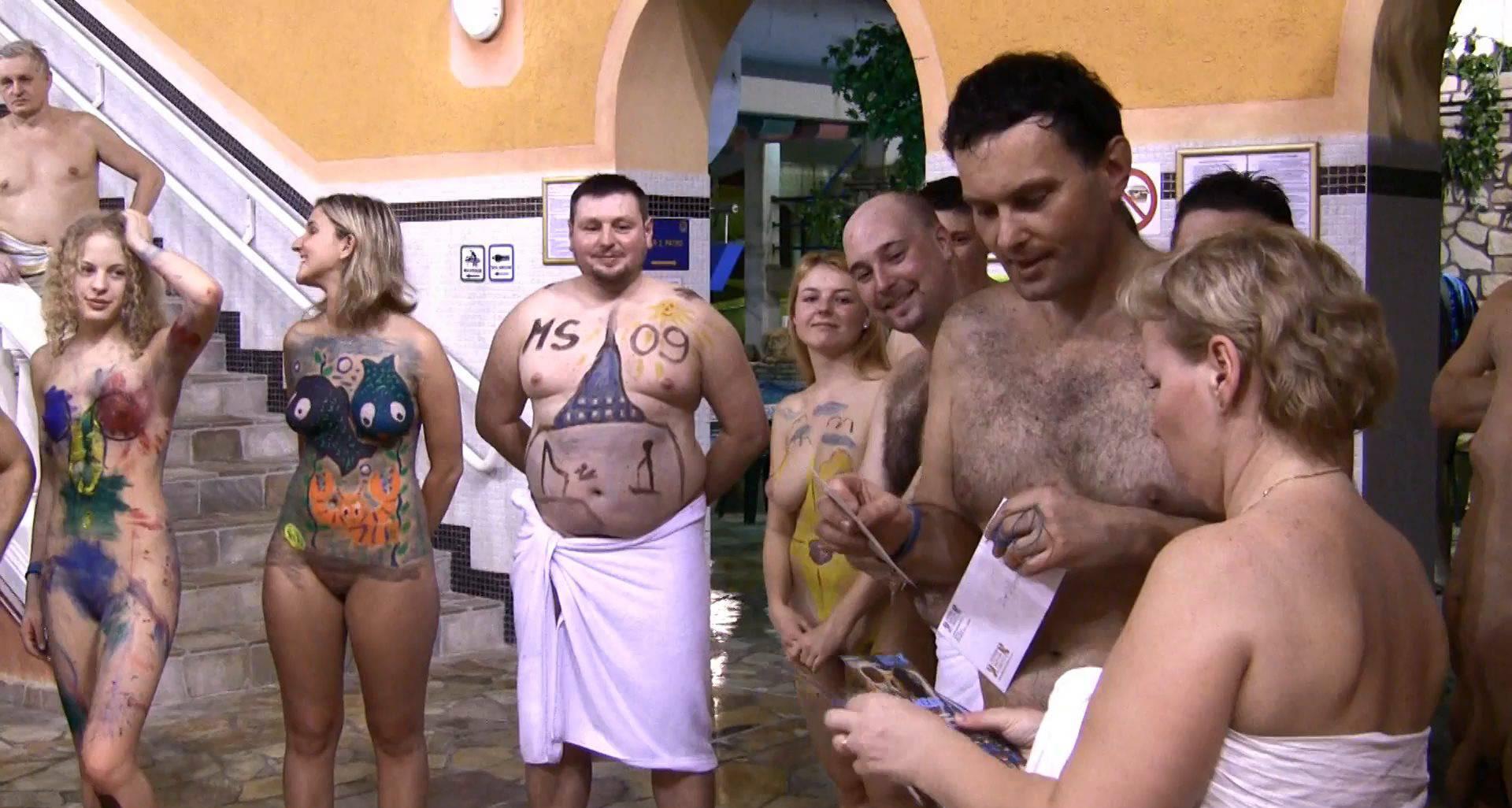 Nudist Videos Aqua Nude Relaxation - 2
