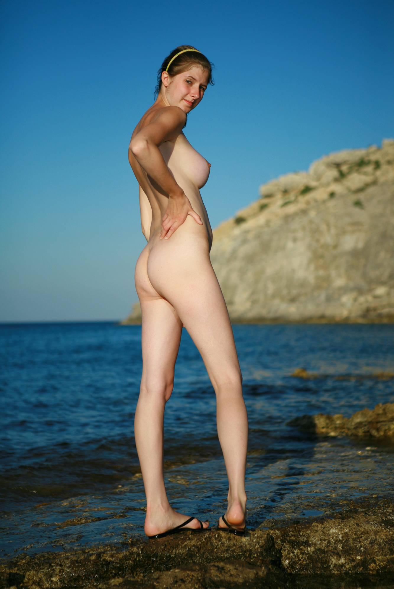 Nudist Photos Greek Island Hoppers - 1