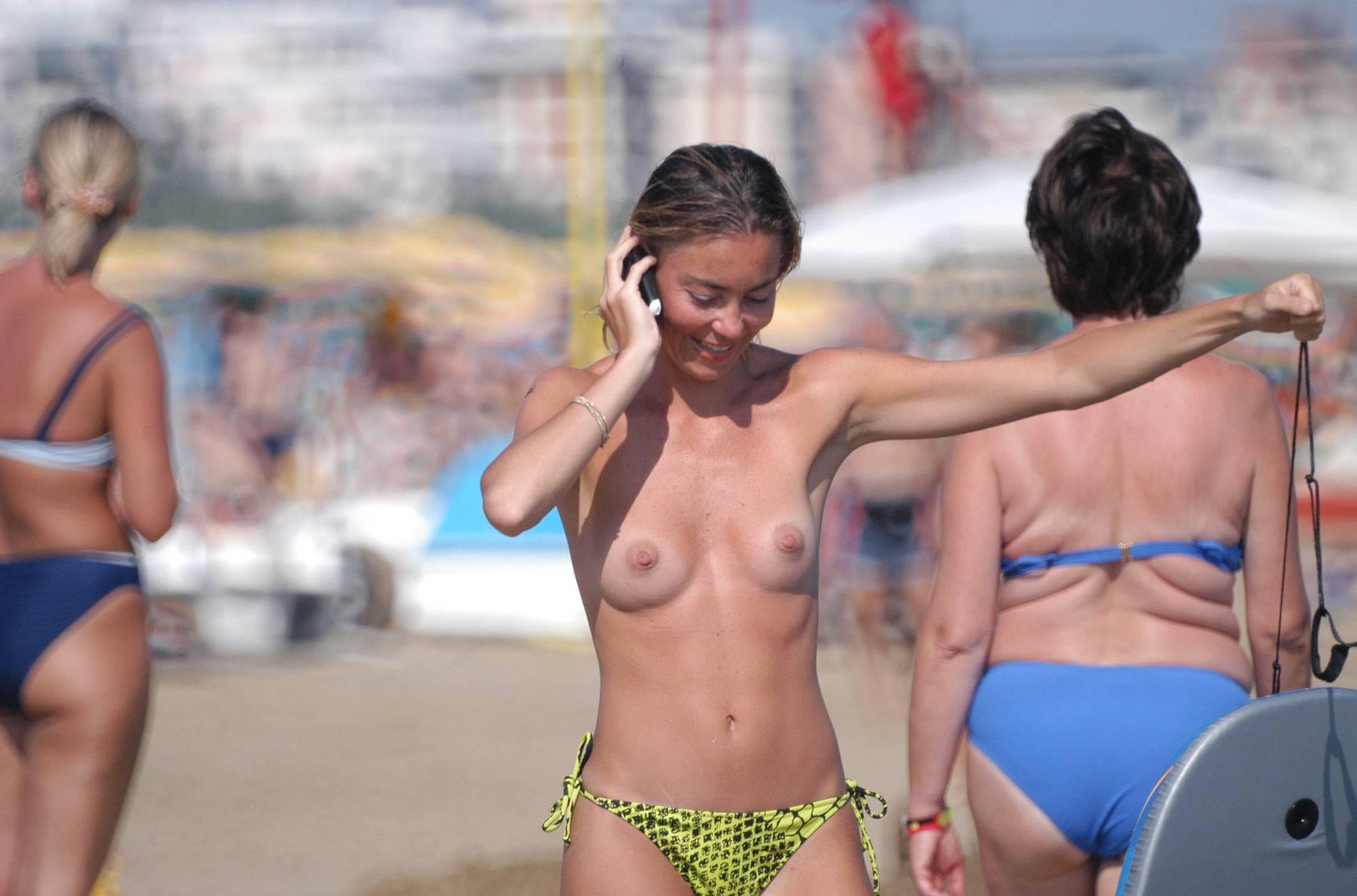 Nudist Pictures Italian Bibione Beach Tour - 2