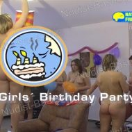 Girls' Birthday Party
