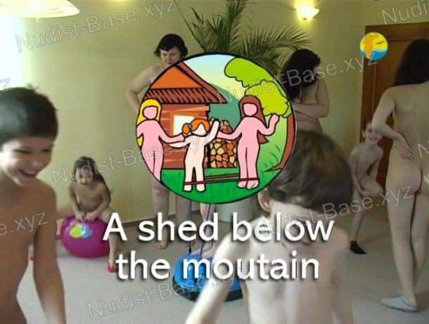 Cover A shed below the mountain