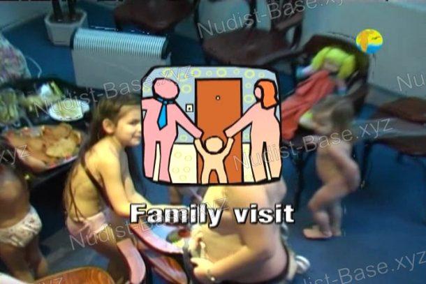 Family Visit snapshot