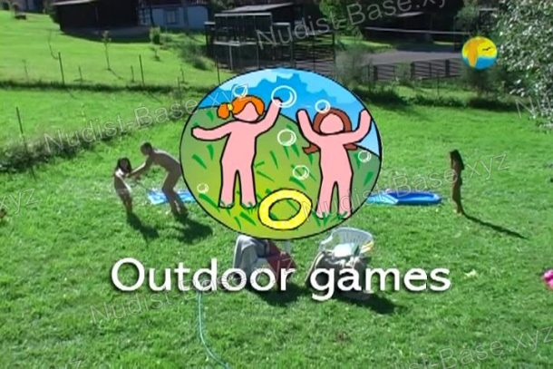 Outdoor Games - frame