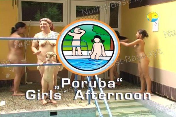 Shot Poruba Girls' Afternoon