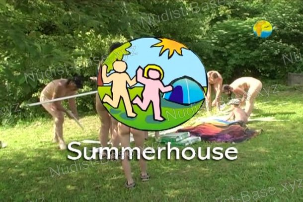 Summerhouse cover