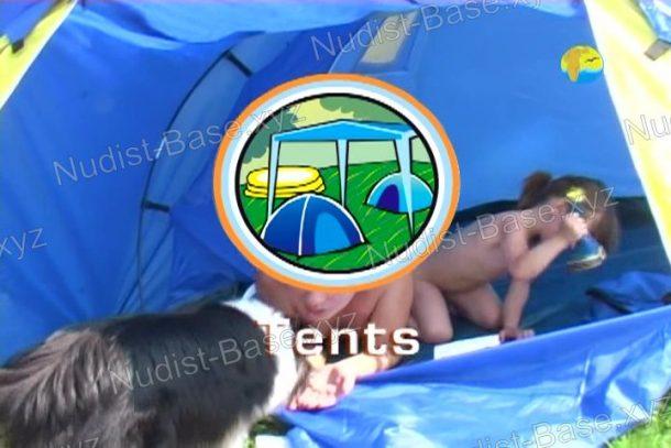 Tents - screenshot