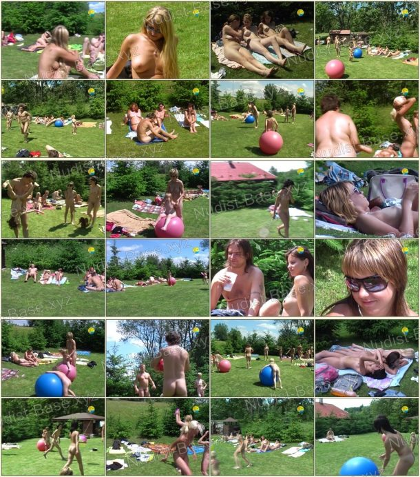 Thumbnails of You can never get enough Sunbathing 1