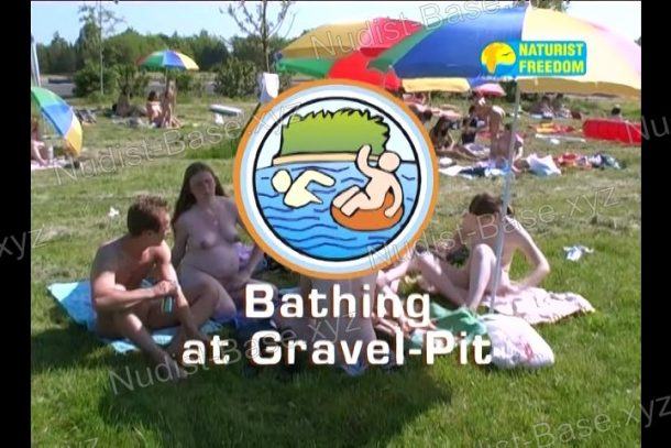 Screenshot Bathing at Gravel-Pit