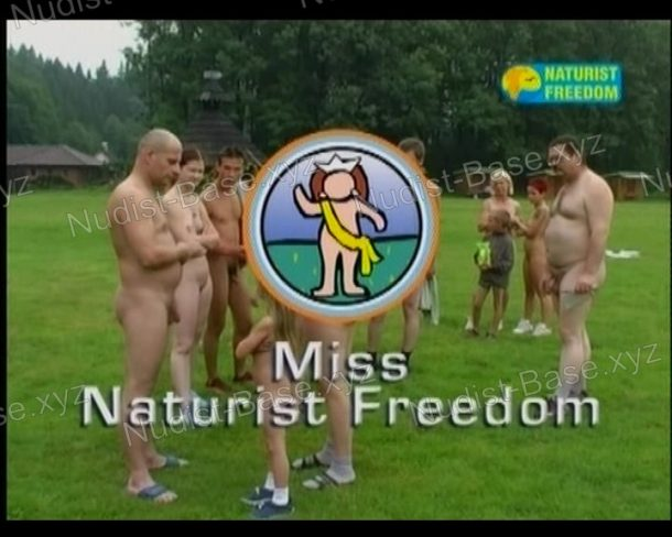 Shot Miss Naturist Freedom