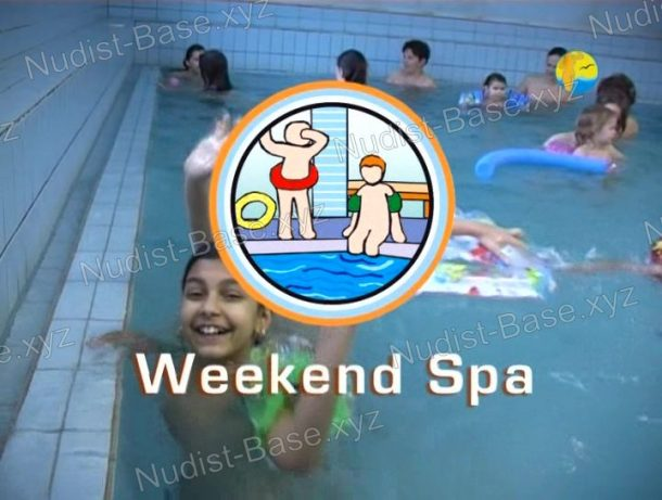 Frame of Weekend Spa