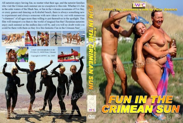 Shot of Fun In The Crimean Sun