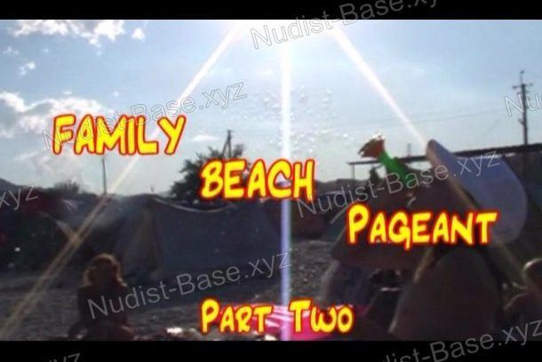 Screenshot Family Beach Pageant Part Two