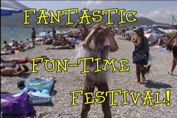 Fantastic Fun-Time Festival! - cover