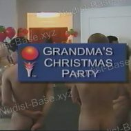 Grandma's Christmas Party