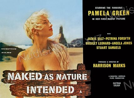 Video still of Naked as Nature Intended 1961