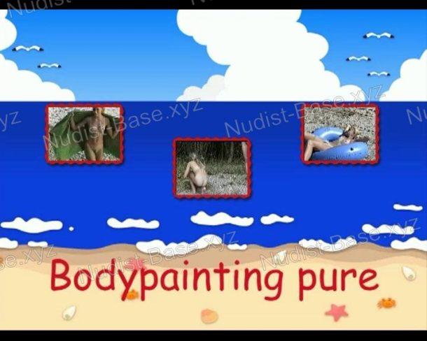 Screenshot of Bodypainting pure