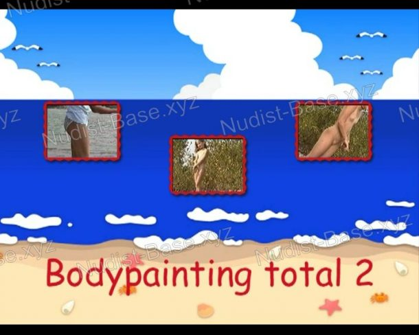 Bodypainting total 2 video still