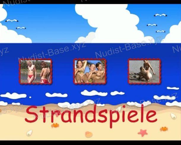 Frame of Strandspiele