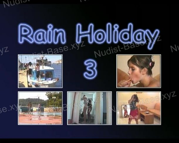 Video still Rain Holiday 3