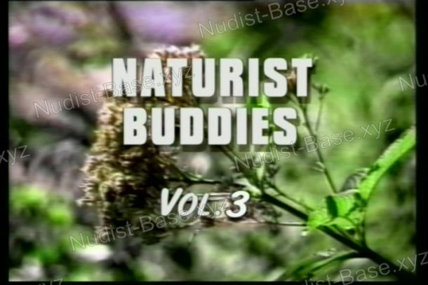 Naturist buddies vol.3 cover