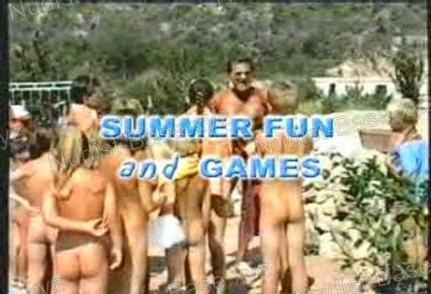 Summer Fun and Games - video still