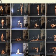 Naked Gymnast – Margo 05.03.2010