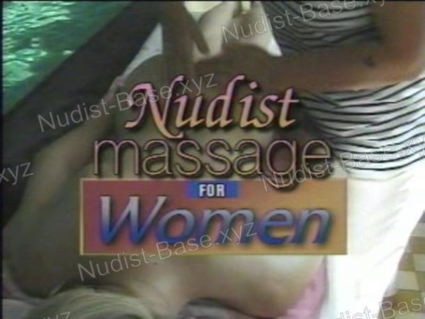 Snapshot Nudist Massage for Women