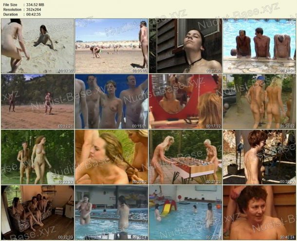 Frame Nudist Videos Collection - BartDude