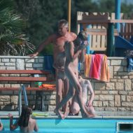Naturist Family Pool Days
