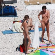 Naturist Thin Girl Part One